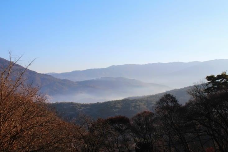 La vallée le matin