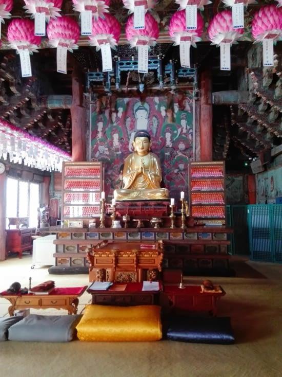 Le Bouddha univers