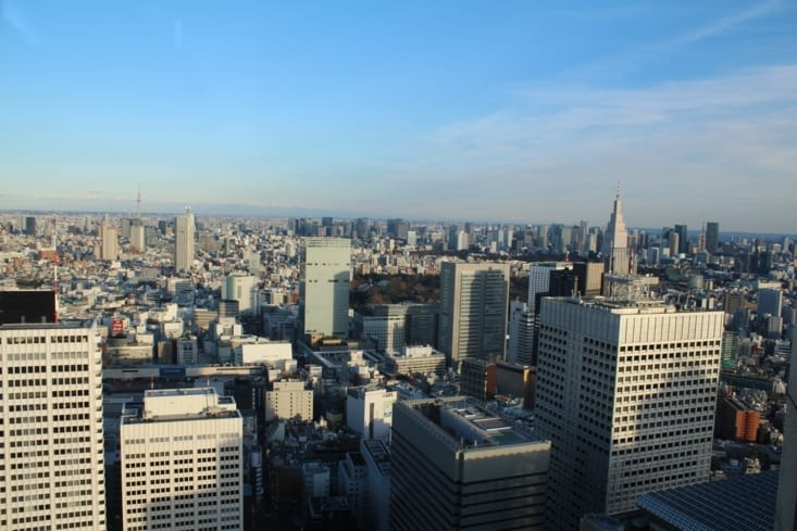 Mais où s'arrête Tokyo?