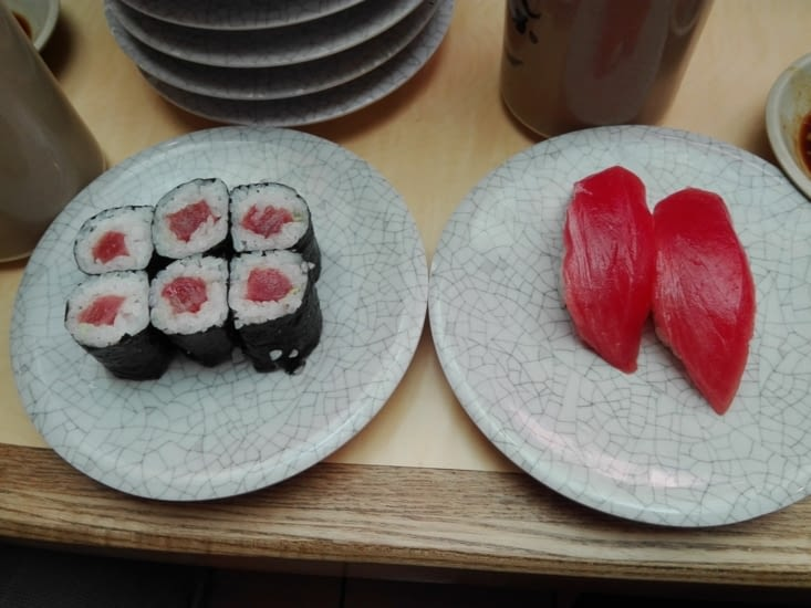 Sushis !