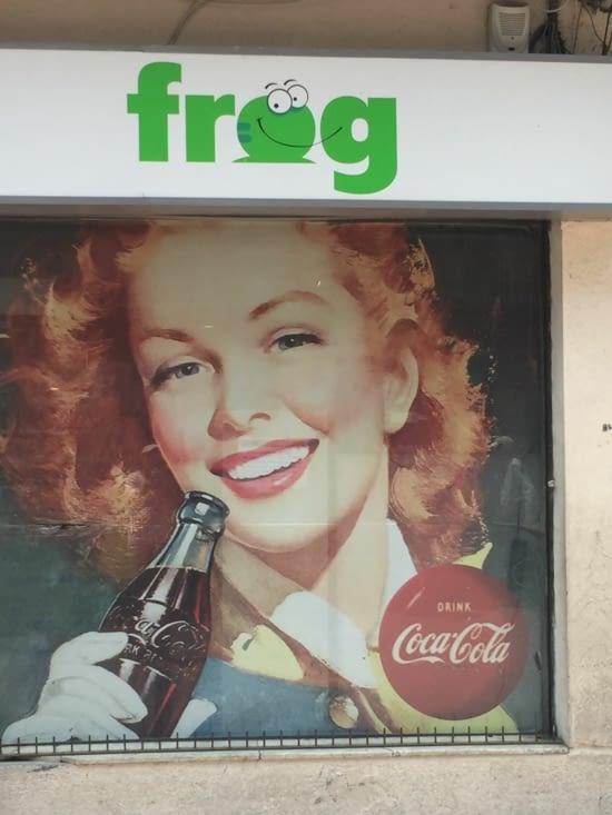Clin d'œil a Michel Froget surnommé FROG