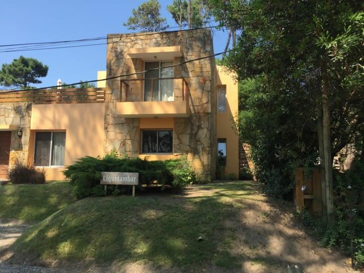 Maison d'un riche Uruguayen