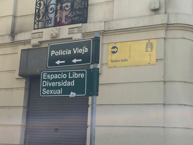Rue de Montevideo