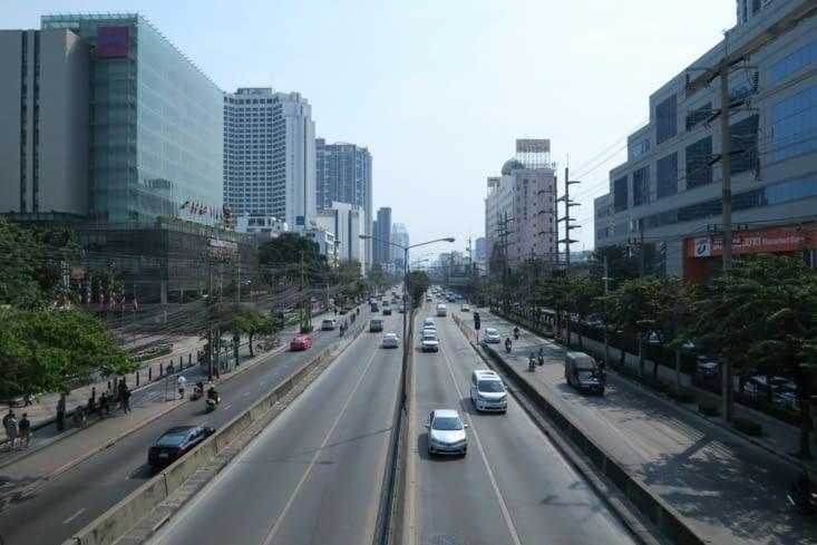 Bangkok et ses buldings