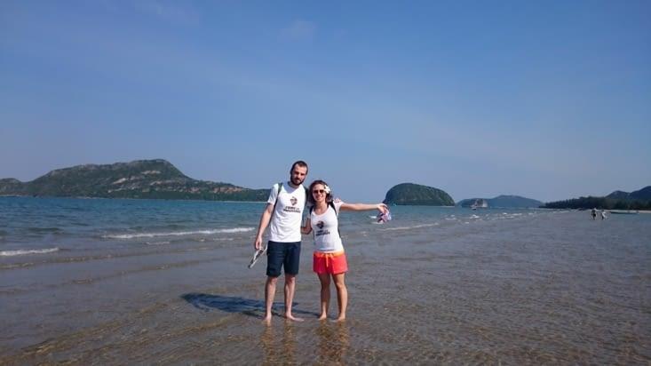Khao Sam Roi Yot beach