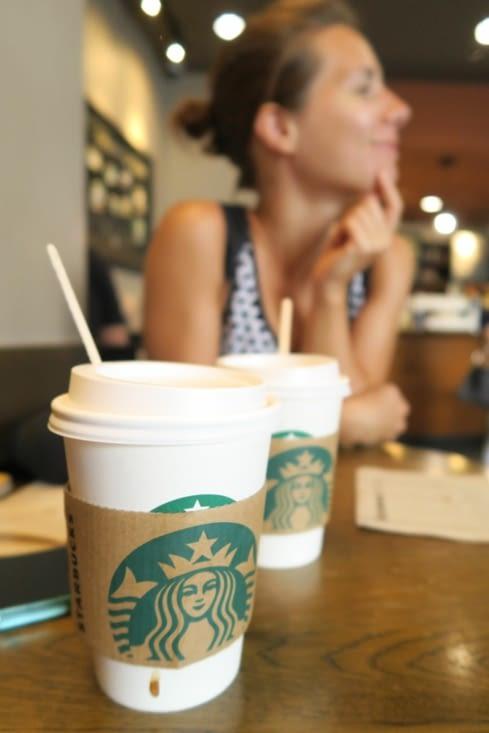 L'incontournable Starbucks
