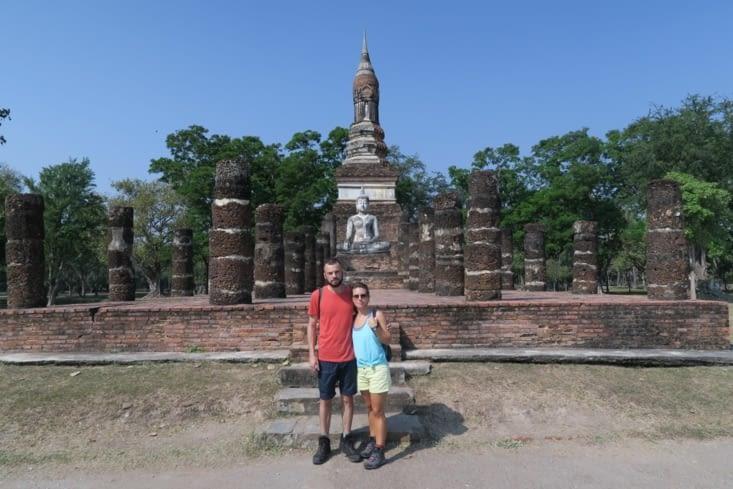 Temple de Wat Mahathat 2