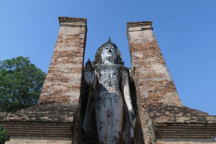 Temple de Wat Mahathat