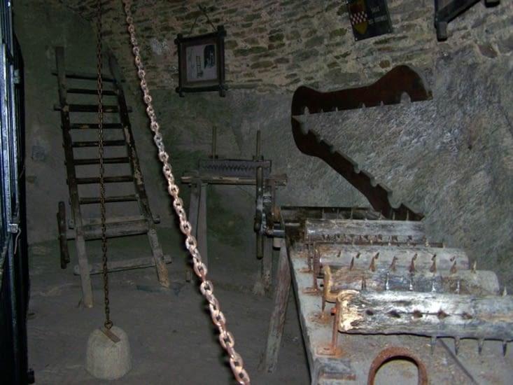 La salle de torture