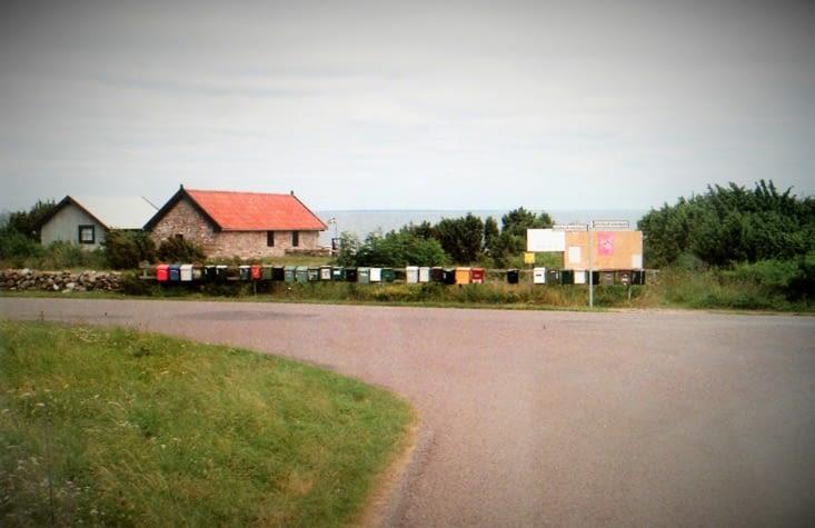 Beaucoup de lieux-dits et non de villages