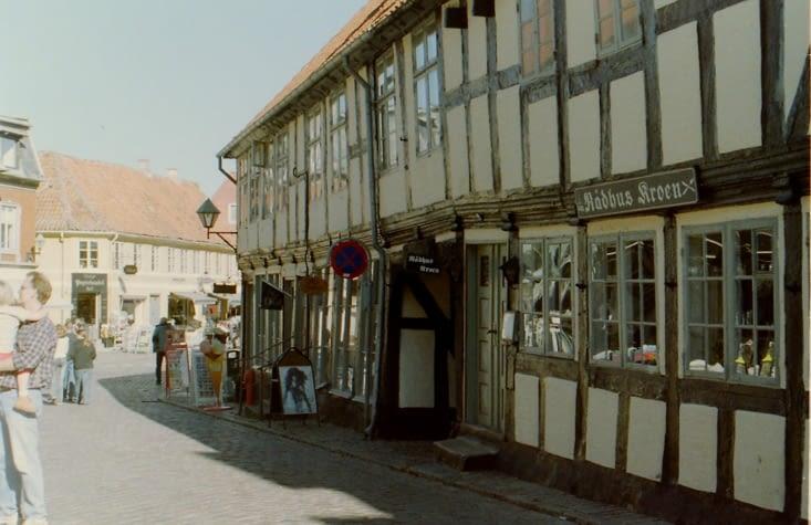 Ebeltoft, une ville splendide!