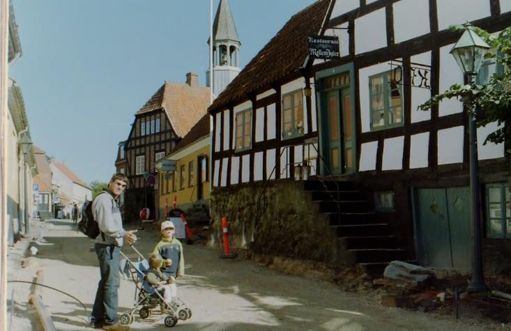 Ebeltoft, une ville splendide