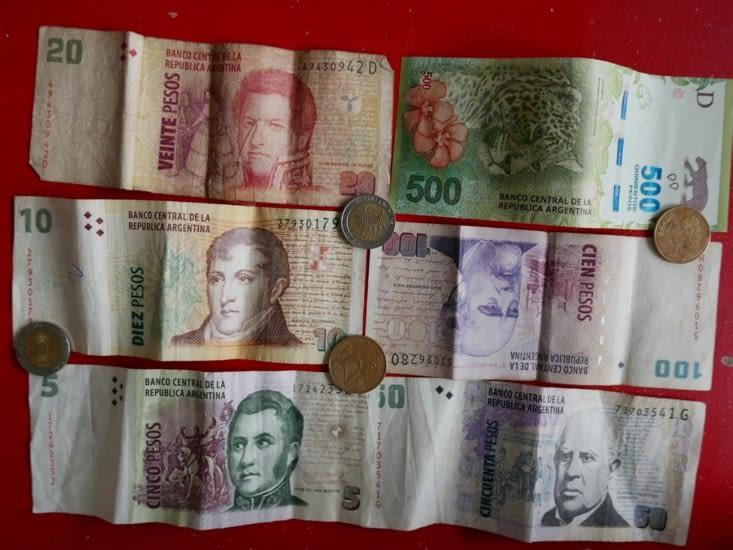 Pesos Argentins