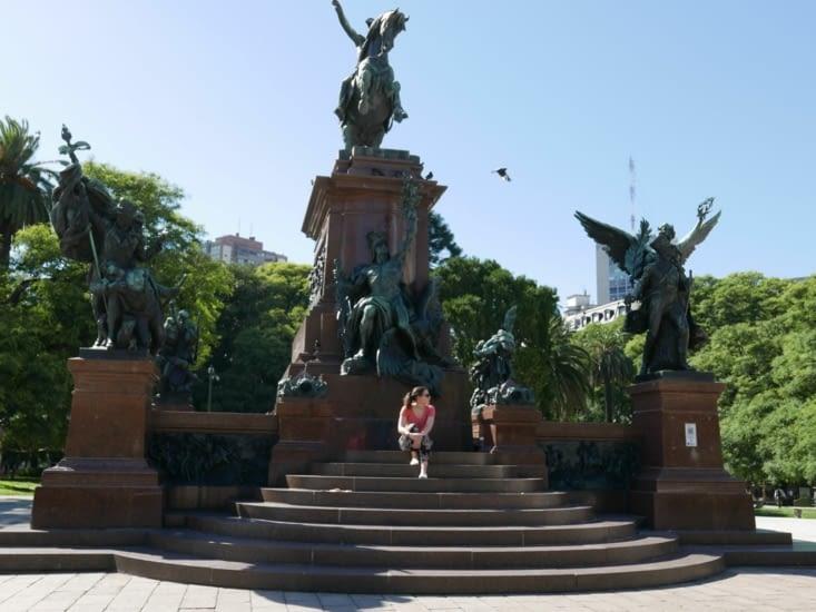 Place du Gral San Martin
