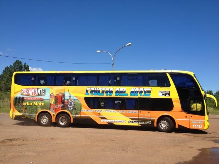 Bus tout confort