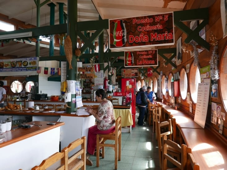 Cocineria Dalcahue