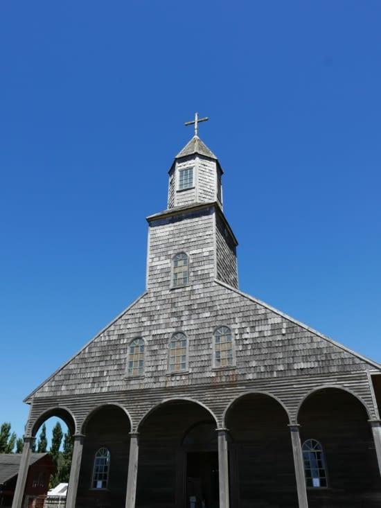 Eglise Achao