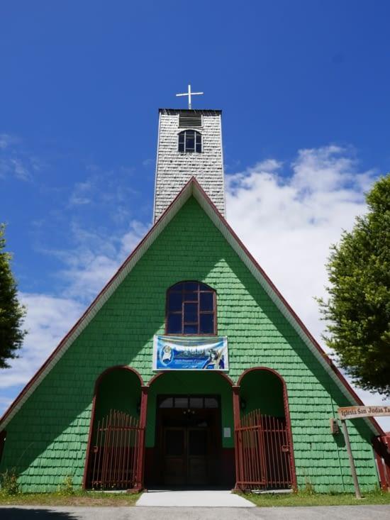 Eglise Curaco de Velez