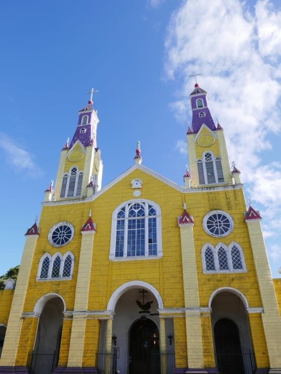 Eglise San Francisco, Castro