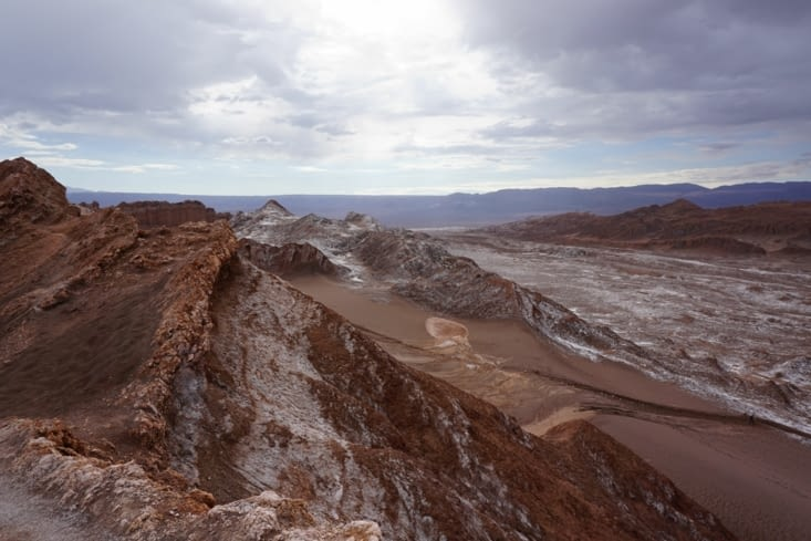 Cordillera de sal