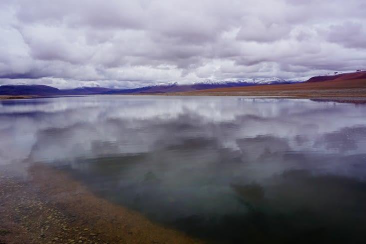 Laguna de cristal