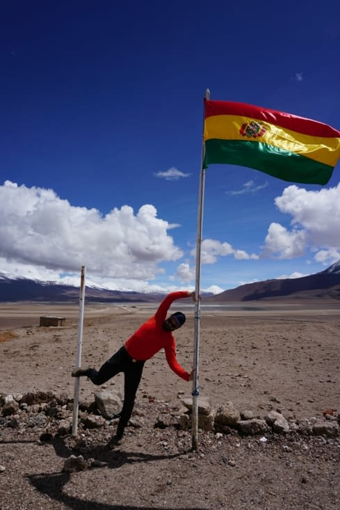 Bienvenue en Bolivie !