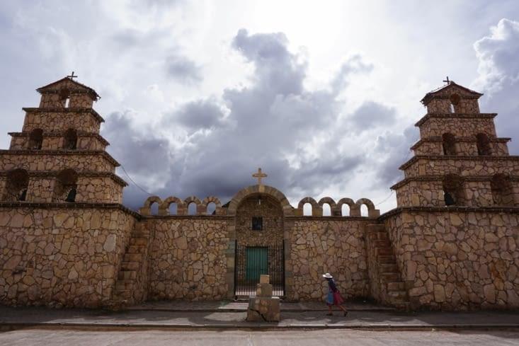 Les sempiternelles églises selon Patrice ;)