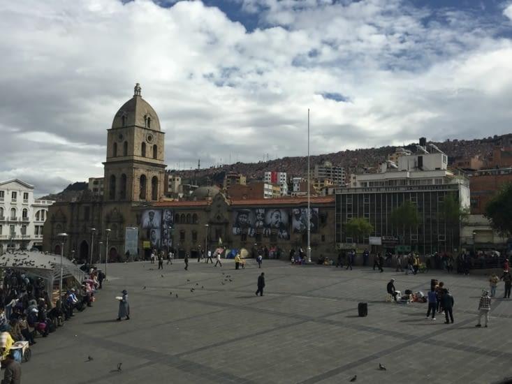 Plaza Iglésia San Francisco