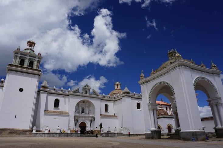 Cathédrale de Copacabana