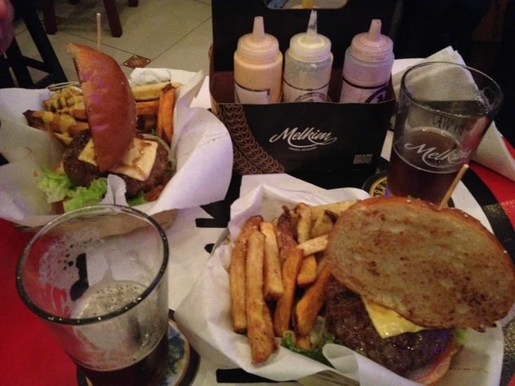 Burger Chelawasi !!