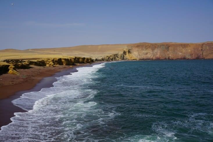 Réserve naturelle Paracas