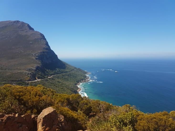 Et on a poursuivi vers le Cap de Bonne E sperance
