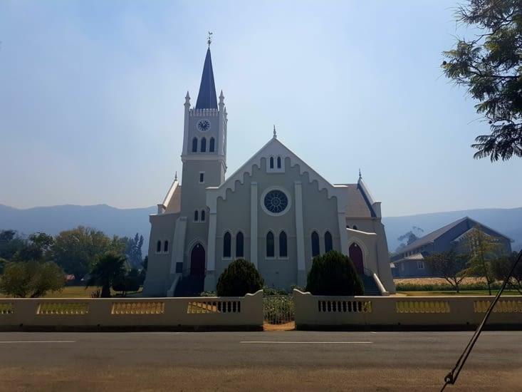 De belles églises en blois plantées en centre ville