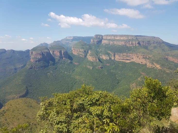 C'est le 3ème plus grand canyon au monde