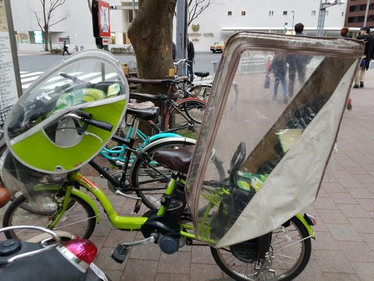 3) Le vélo électrique à exporter à Paris