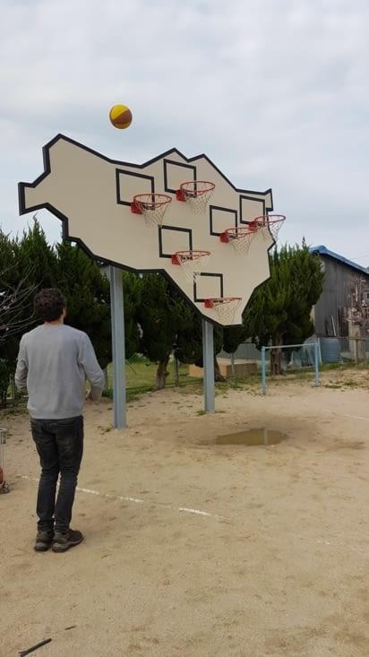 Art et jeu au coeur du village