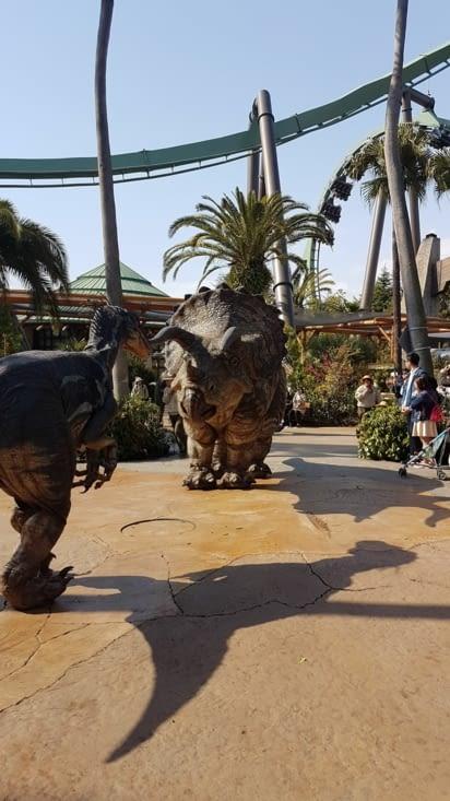 Le monde de Jurassic Parc
