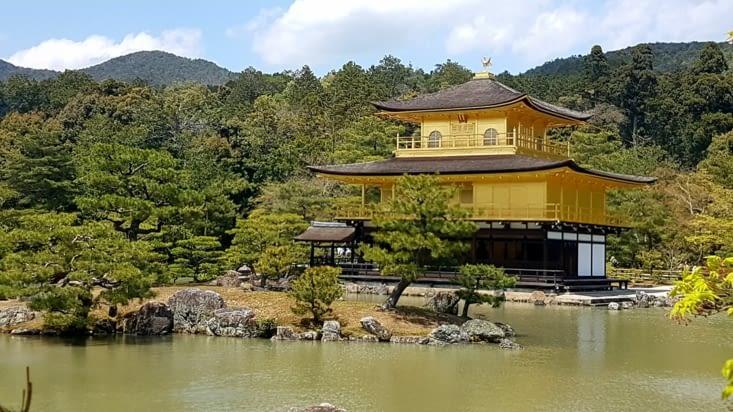 La pagode d'or