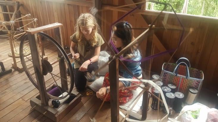 fabrication de la bobine