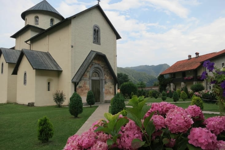 Le Monastère Moraca