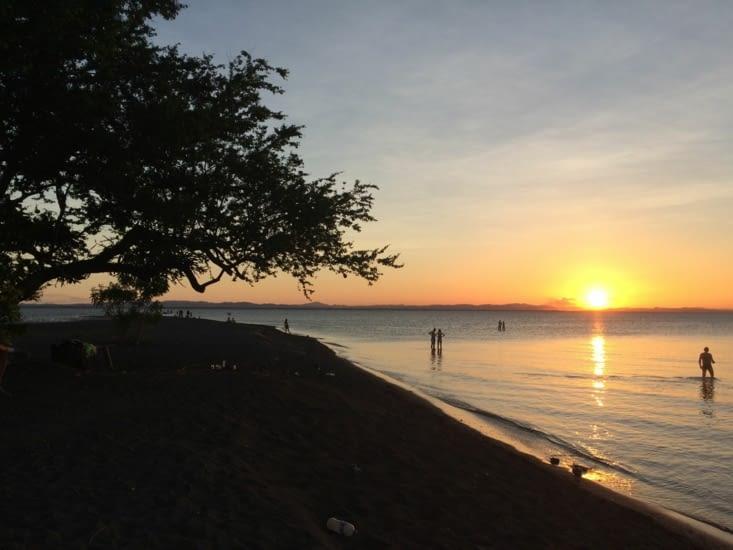 Pointe de la plage