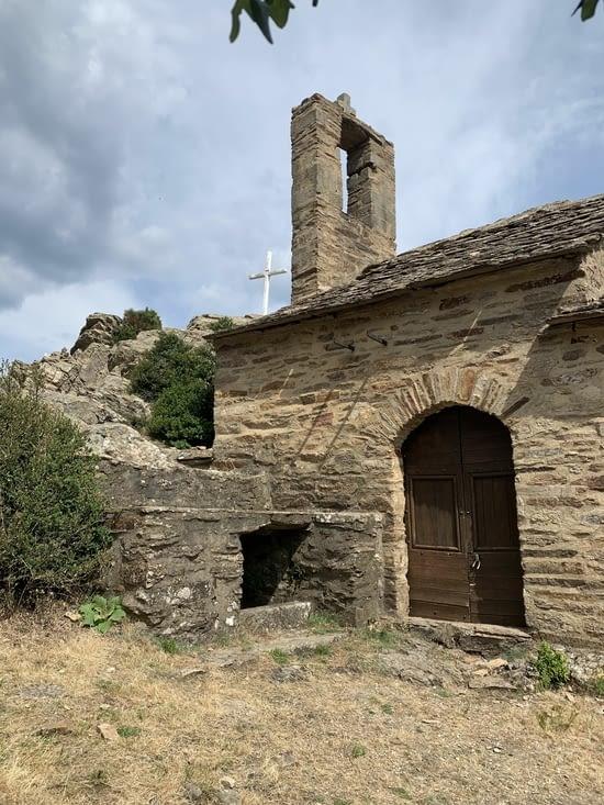 La Chapelle de Sainte Eutropre