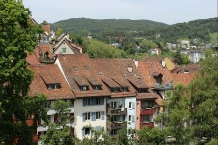 Aarau et Baden, typiquement suisses