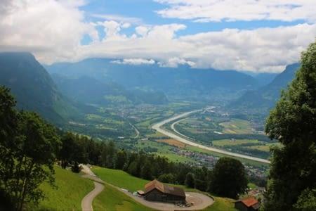 Le Liechtenstein à toute vitesse