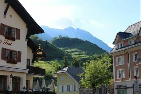 Un dernier rapide passage par la Suisse