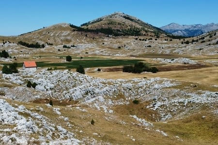 Une petite semaine d'escapade au Monténégro