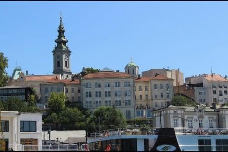 Belgrade, ville de toute les surprises!