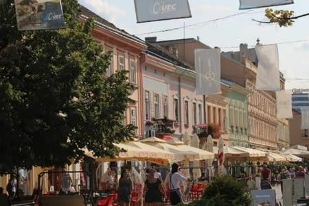 Novi Sad, deuxième plus grande ville du pays