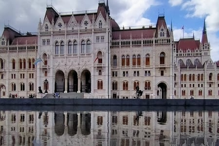 La magnifique capitale hongroise