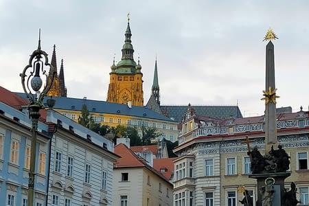 La gigantesque Prague